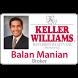 Balan Manian - Keller Williams by Barcode Publicity, LLC