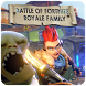 Battle of Fortnite Royale Family by aldjhdm