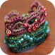 Crochet Pattern Bracelets by Risiak