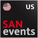 San Events by CrowdCompass by Cvent