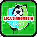 Liga 1 Indonesia by Baperapp