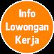 Info Lowongan Kerja by Friendly Application