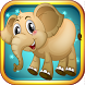 Elephant Puzzle Games For Kids by DroidGamerSoftware