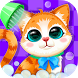 Kitty Spa: Bubble Wash Salon by Princess Mobile Entertainment Limited