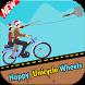 Happy Unicycle Wheels by Mr.dev