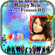 Happy New Year Frames HD by Atm Apps