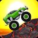 Monster Trucks - Hill Climb Racing