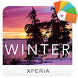 XPERIA™ Winter Theme by Sony Mobile Communications