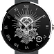 Skull Wear Watch Face by thema