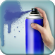 Spray for graffiti