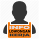 Info Lowongan Kerja by Androitrends
