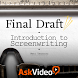 Screenwriting in Final Draft by AskVideo.com