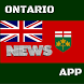 Ontario News App by Alpha Centauri Media