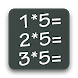 Multiplication Table by andbat