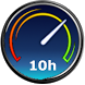 Battery Status Widget by fsinib