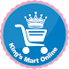King's Mart Online by Zegood Studio