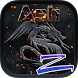Ash Theme - ZERO Launcher by m15