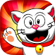 Jumpy Cat Bubbles Free by Puzzle Brothers
