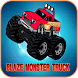 Blaze Monster Truck by katy Studio