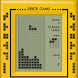 Retro Brick Game Classic by Vuong do