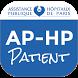 AP-HP Patient by Assistance Publique - Hôpitaux de paris (AP-HP)
