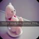 Tedy Bear Wallpaper Pics by LionBorn