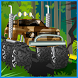 Monster Truck Jungle Rush by Games & Apps Studio