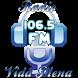 Radio Vida Plena by Grupo RoxHospedagem