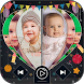 Cute Baby Image To Video Slide Show by Jammes Scootty