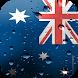 Australia flag - live wallpaper