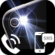 Flash on Call & Sms. Flash Blinking on Call & Sms by Blogic