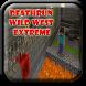 DeathRun: Wild West Extreme Minigame MCPE by bandulandev