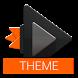 Dark Orange Theme by JRT Studio