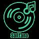 Santana Lyrics by SixSweet Lyrics