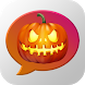 Halloween Emoticons by Leprechaun Apps
