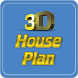 3D House Plans - 3D Home Designs by MWPM Apps