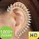 Earrings Jewellery Design 2017 by PineApps