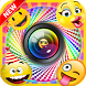 Emoji Photo editor Stickers by Cronotrav INC