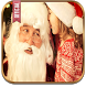 Receive gifts from Santa Claus by Calling him