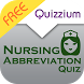Nursing Abbreviation Quiz Free by MobiStark Apps