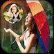 Rain Photo Frame by MobiApp Studio