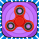 New Fidget Hand Real Spinner by DEV-9525