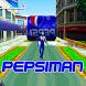 Hint Pepsiman by Adipati.inc