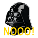 Darth Vader Nooo! Button by JayTeck