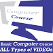 Learn Basic Computer Course VIDEOs Training App by ALL Videos Collection App 2017 18