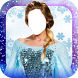 Snow Winter Princess Montage by My Photoframe Apps