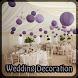 Wedding Decorations by carmen masci