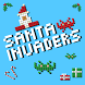 Santa Invaders by Clockwork Shark Studios