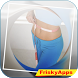 Slim Waist Weight Loss Workout by FriskyApps