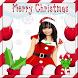 กรอบรูปคริสมาส กรอบรูป แต่งรูป by norasi soft